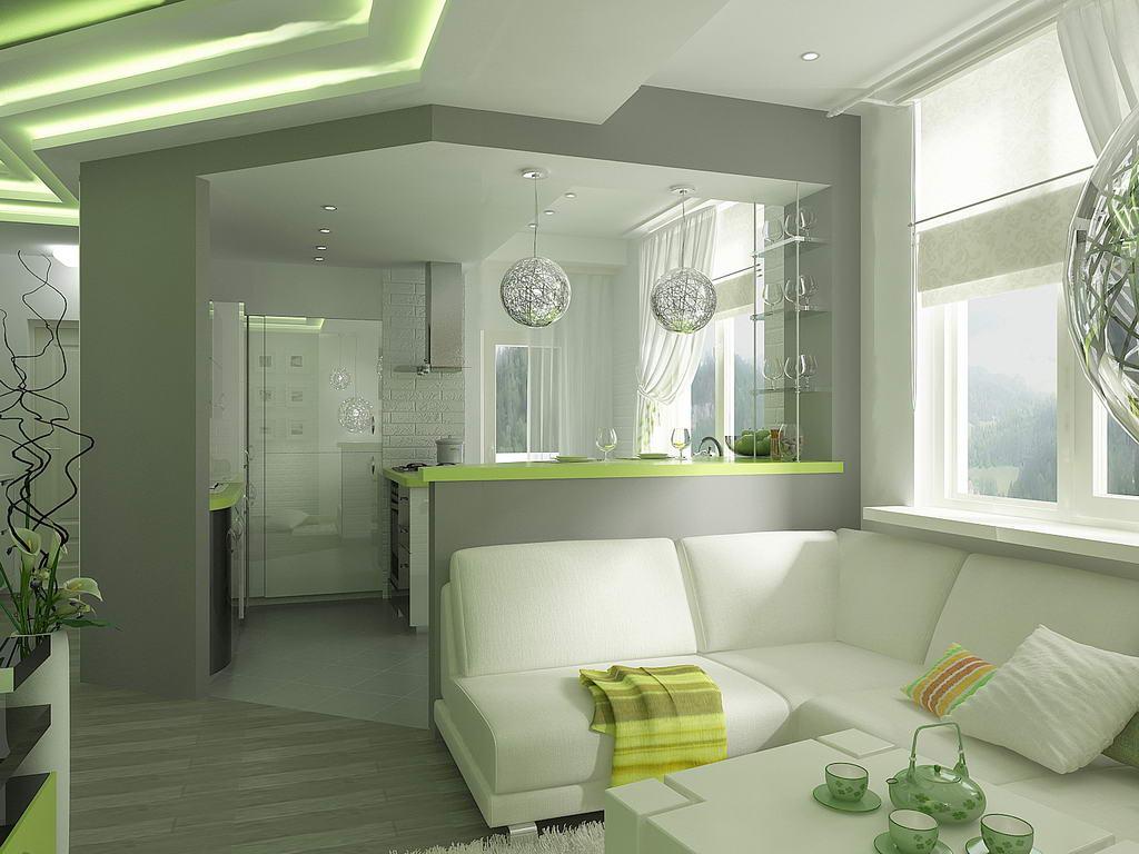 Дизайн квартира 41 кв м